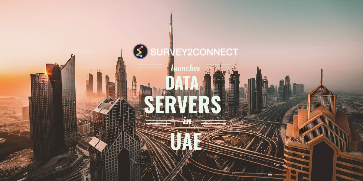 Survey2Connect has launched a new local data server in UAE to provide uninterrupted service in the region