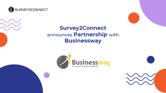 Survey2Connect announces partnership with BusinessWay to provide seamless Customer Experience platform in Riyadh.