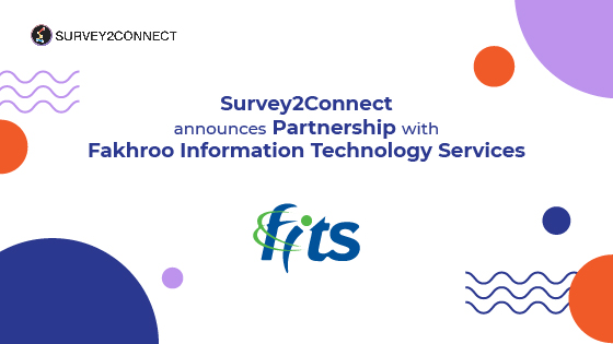 Survey2Connect and Fakhroo Information Technology Services announce their strategic partnership to help provide customer experience solutions