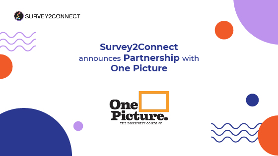 Survey2Connect's partnership with One Picutre