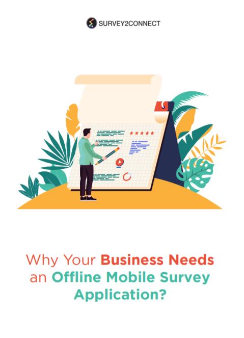 Offline Mobile Survey Application Cover