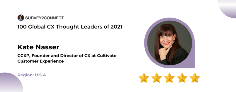 CX is a game-changer and changing the CX game are these top cx leaders around the globe with their vision and expertise in CX